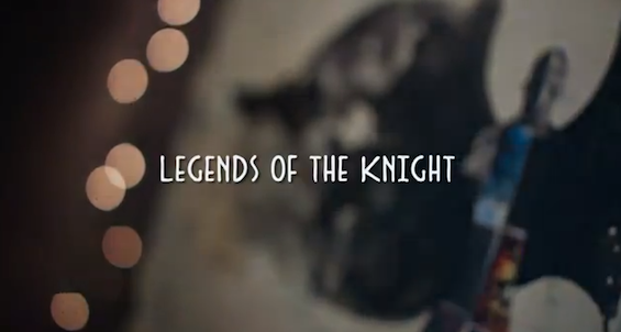 Are you Inspired by Batman? You are NOT Alone! Legends of the Knight Trailers