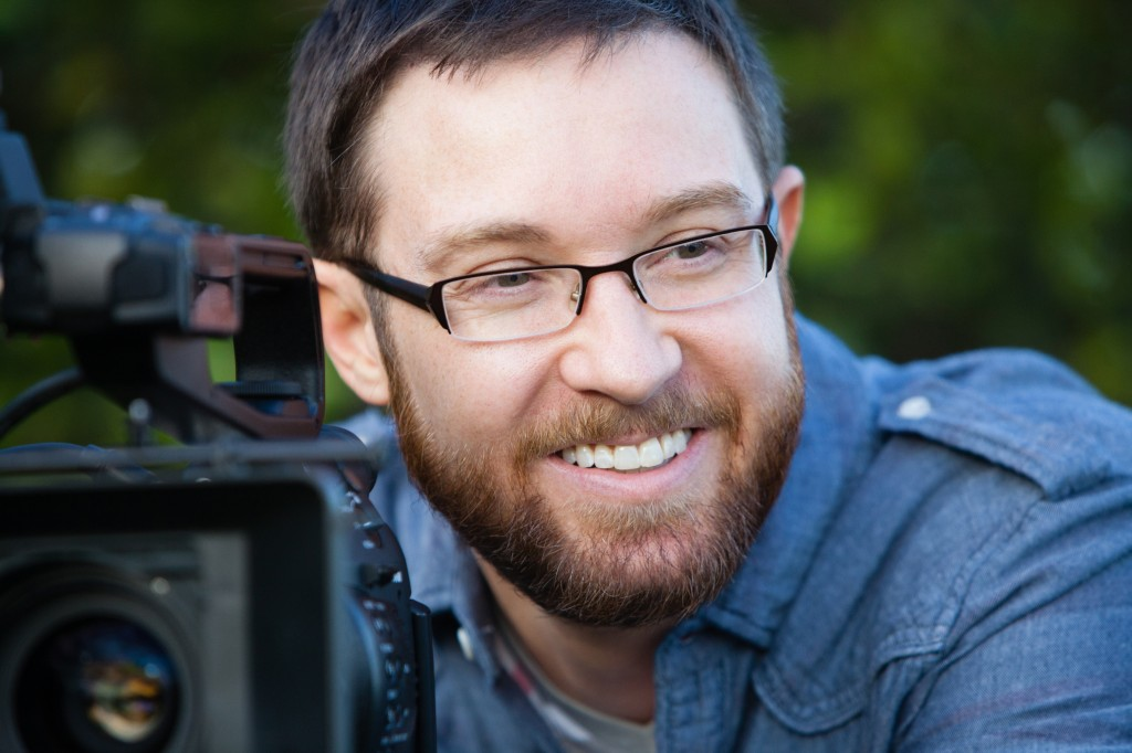 Inspirational person and film maker Brett Culp talks about his new movie