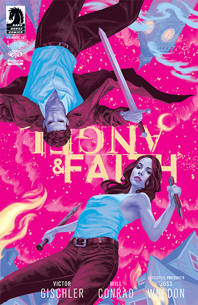 7 Days to WonderCon Get Lucky with Killer Signings and Panels by Dark Horse Comics