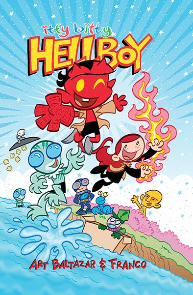 HellBoy-Wonder-Con Exclusives Dark-Horse