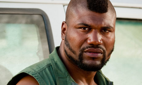 3 Days to WonderCon Its Rampage Jackson in a Fighters Versus Writers Showdown to the Death!