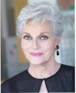 With out a doubt Hollywood Royalty! She was the first televised Miss America (1955) and the first Catwoman of the silver screen, now she leads a