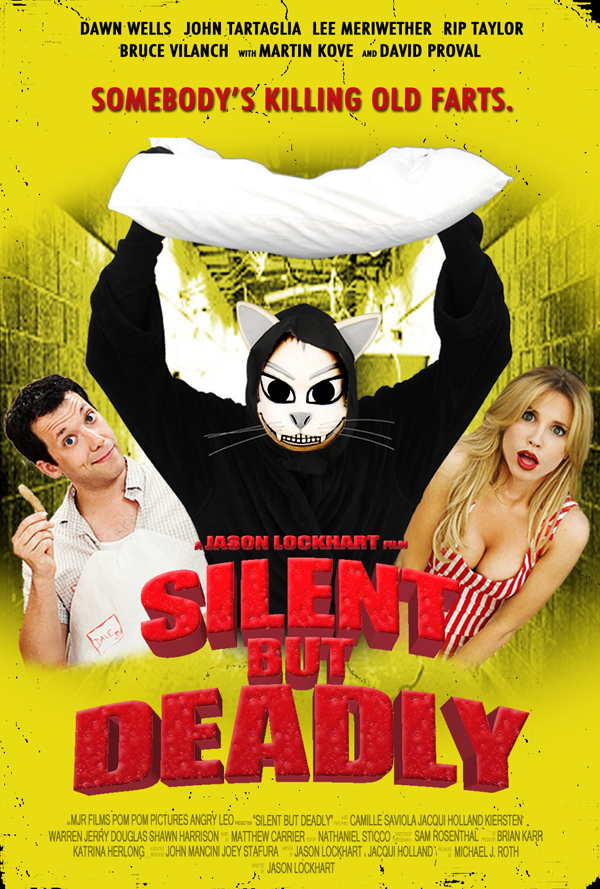 Silent But Deadly DVD Cover