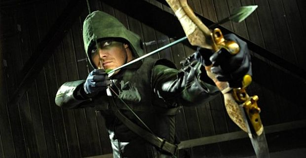 ARROW STAR STEPHEN AMELL, TO MC AT WARNER BROS. TV A NIGHT OF DC ENTERTAINMENT AT SDCC 2014