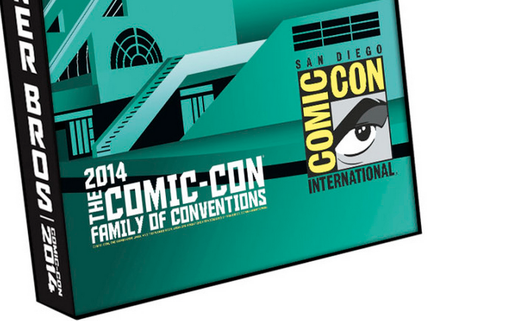 Carry All that Sweet SWAG in Style with 13 Offical SDCC Bags from Warner BROS.