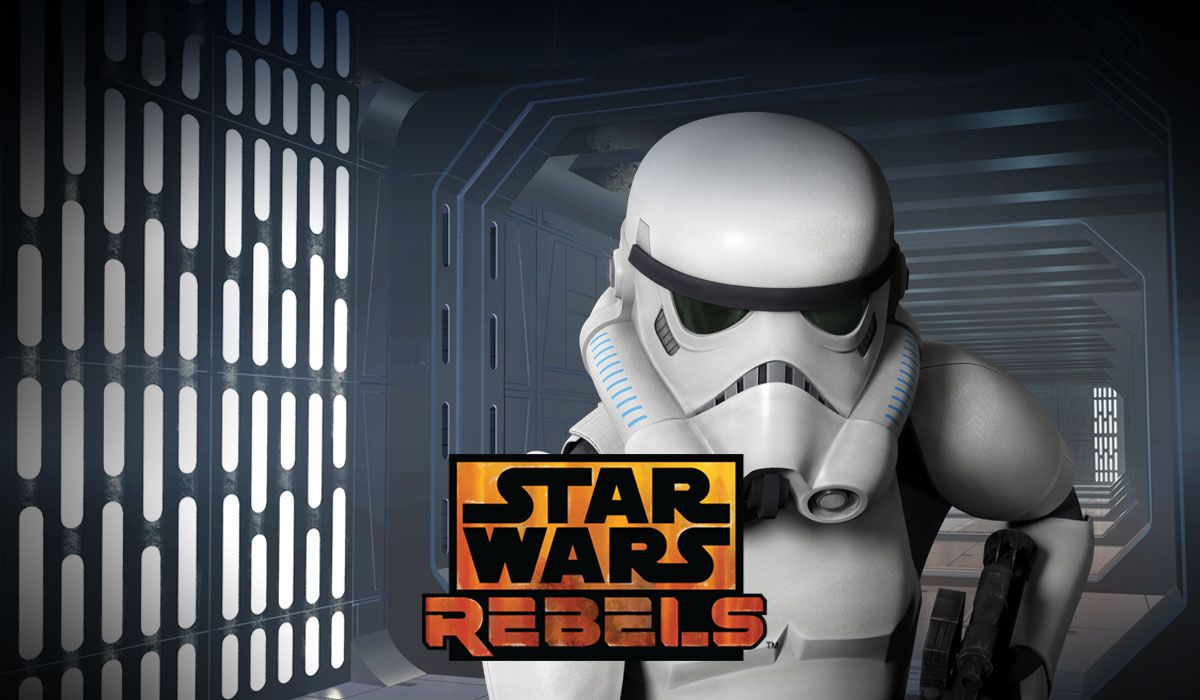 This is the Panel We Were Looking For- Star Wars Rebels at SDCC 2014