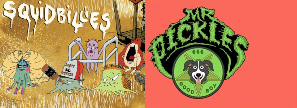 Matty P Presents: Saturday Morning Cereal Episode 16 – [Adult Swim] Squidbillies and Mr Pickles