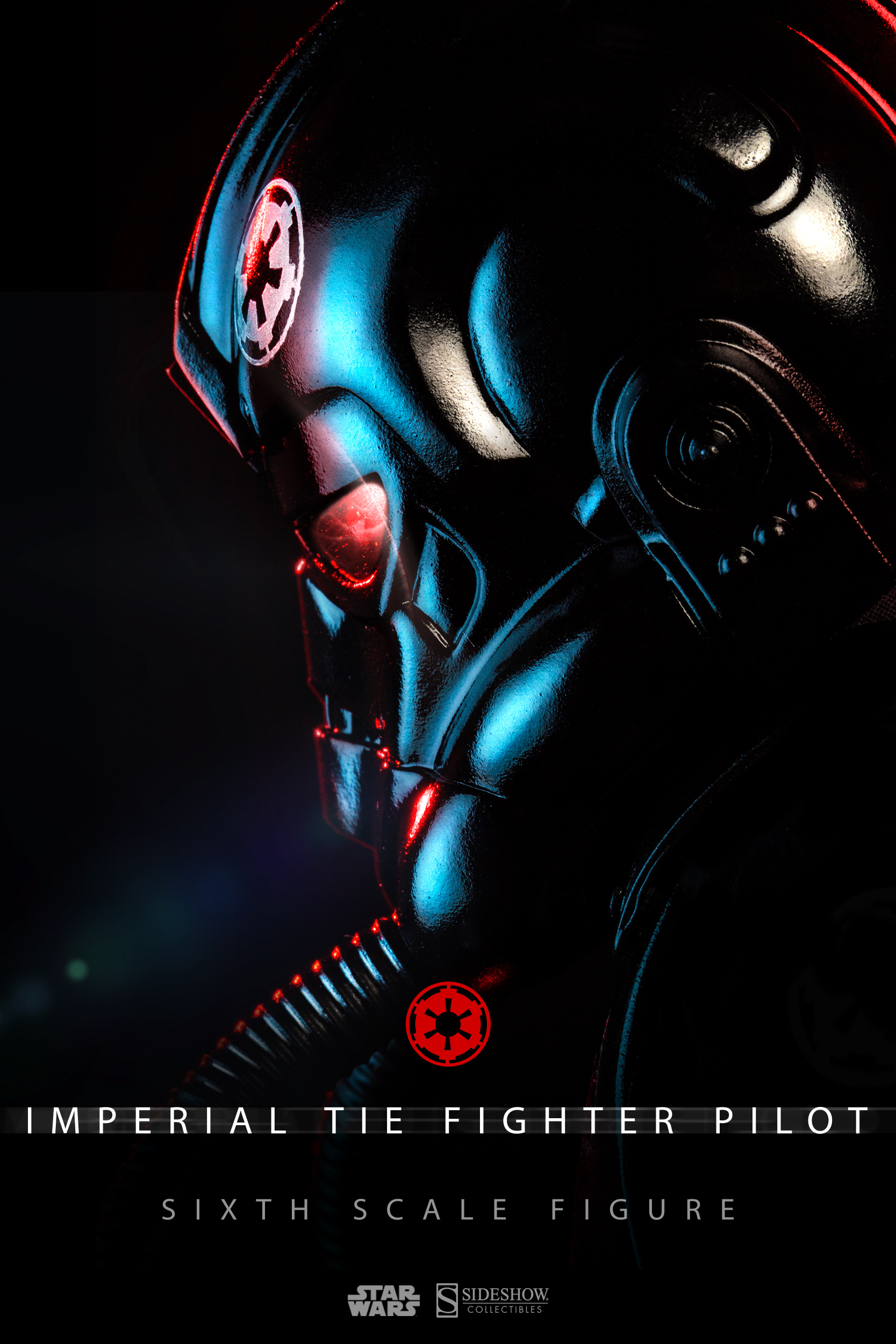 Darth Vaders Wing Man-I Have You Now-Sideshow Collectibles Releases Tie Fighter Pilot for PreOrder