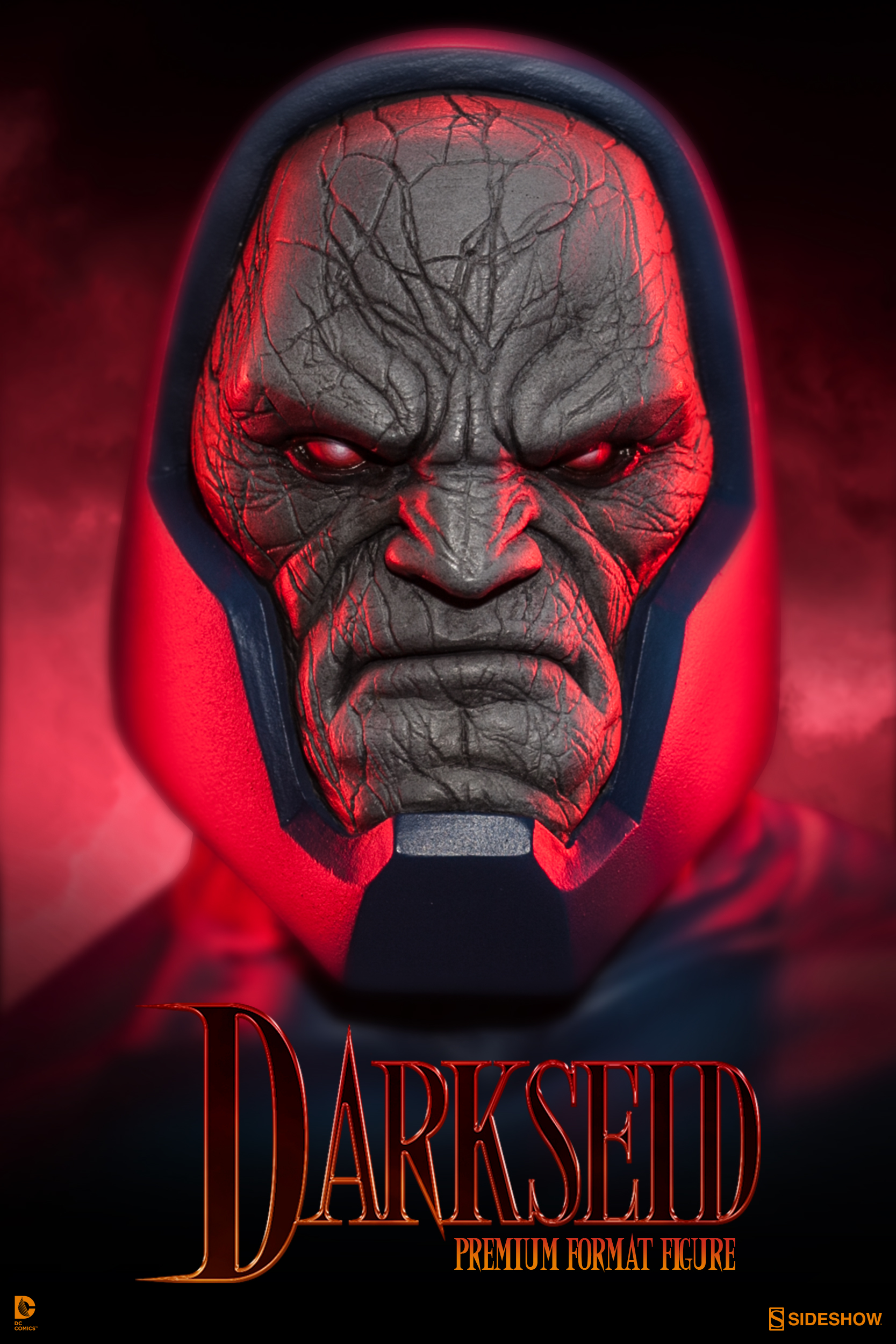 Make Way (on your shelf) for The Lord of Apokolips by Sideshow