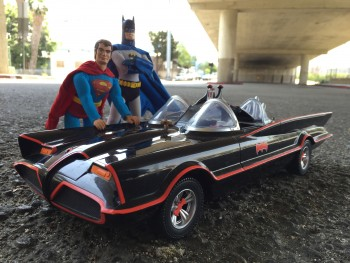 Super-Villains and Super Heroes Reunite with Robot Chicken