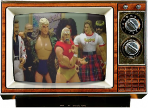 Hogans heroes-wwf-Robot chicken-Saturday morning cereal console