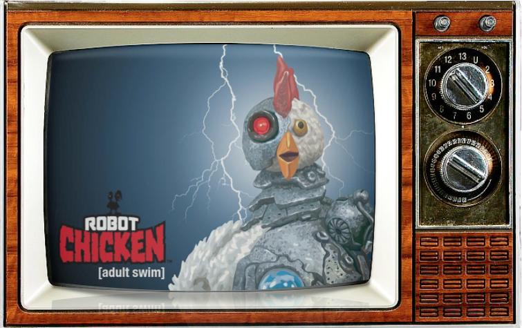 Saturday Morning Cereal- Episode 19-Robot Chicken Special with Matt Senreich and Zeb Wells
