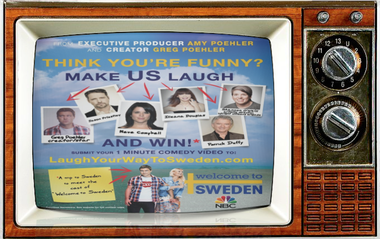 Saturday Morning Cereal Encore-Goodfellas w/ Illeana Douglas and Welcome to Sweden Comedy Video Contest