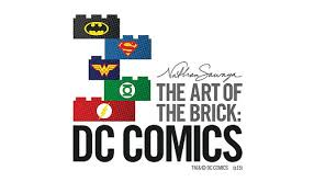 The Anticipation BUILDS-The Art of the Brick-Lego Artist Panel at SDCC