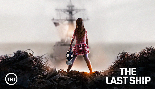TNT to Sail into Comic-Con with The Last Ship and Falling Skies SDCC 2015