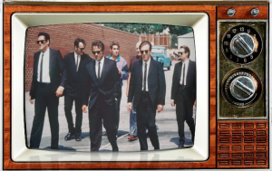 reservoirDogs-a band apart-Saturday Morning Cereal
