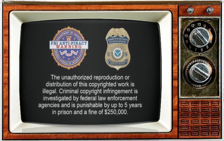 FBI Anti-Piracy-VHS-SMC TV Logo
