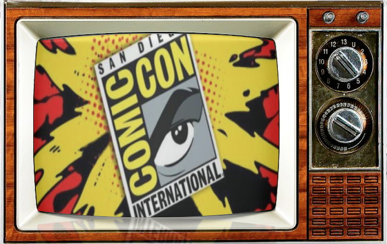 Saturday Morning Cereal- Episode 28-SDCC 2015: Hall H, Steampunk, and Presidential Dicks