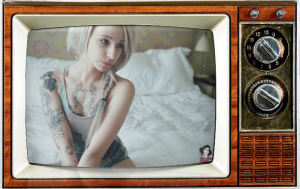 SuicideGirls-SDCC-SaturdayMorningCereal TV 4