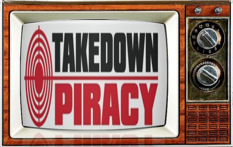 TakeDown Piracy-SMC TV Logo