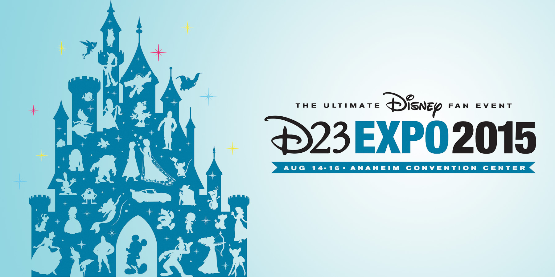 2015 D23 Expo Greatness