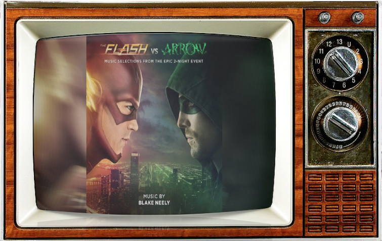 Saturday Morning Cereal – Episode 36 Arrow to Flash: CW Does DC Right with Blake Neely
