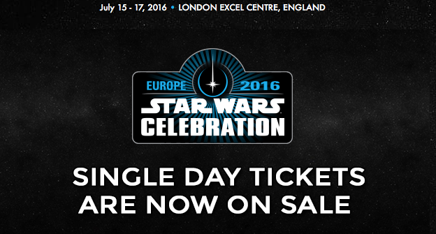 Star Wars Celebration 2016 Just Added More Tickets!