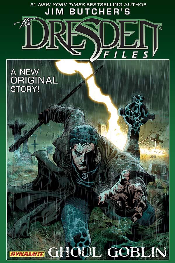 Dresden Files Ghoul Goblin-Cover