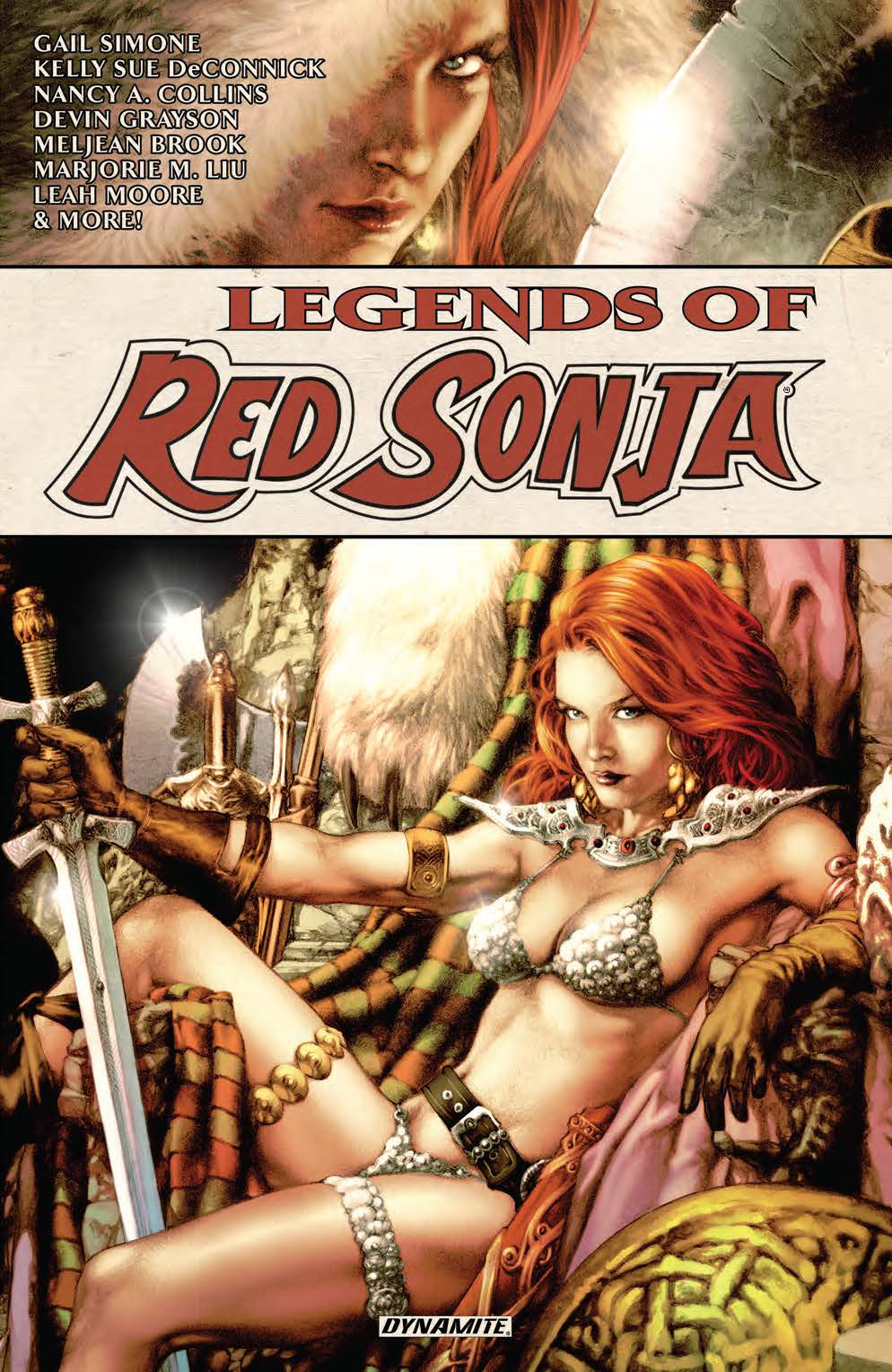 DYNAMITE ENTERTAINMENT AND HUMBLE BUNDLE PACK NEW BUNDLE WITH THE BIGGEST NAMES IN FICTION!