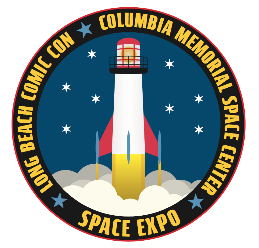 COLUMBIA MEMORIAL SPACE CENTER RETURNS TO LONG BEACH WITH SPACE EXPO AT LONG BEACH COMIC EXPO!