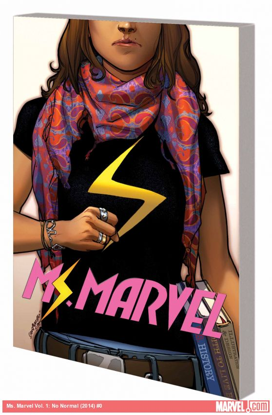 Ms. Marvel Wins Best Series