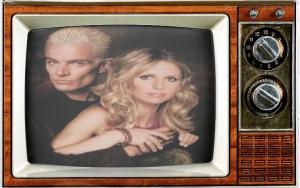 SMC-Spike and Buffy close