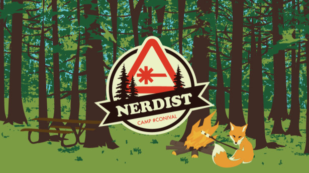 Back Plenty of Clean Underwear! Nerdist Camp CONival Returns to SDCC 2016 w/ Epic Lineup and Games