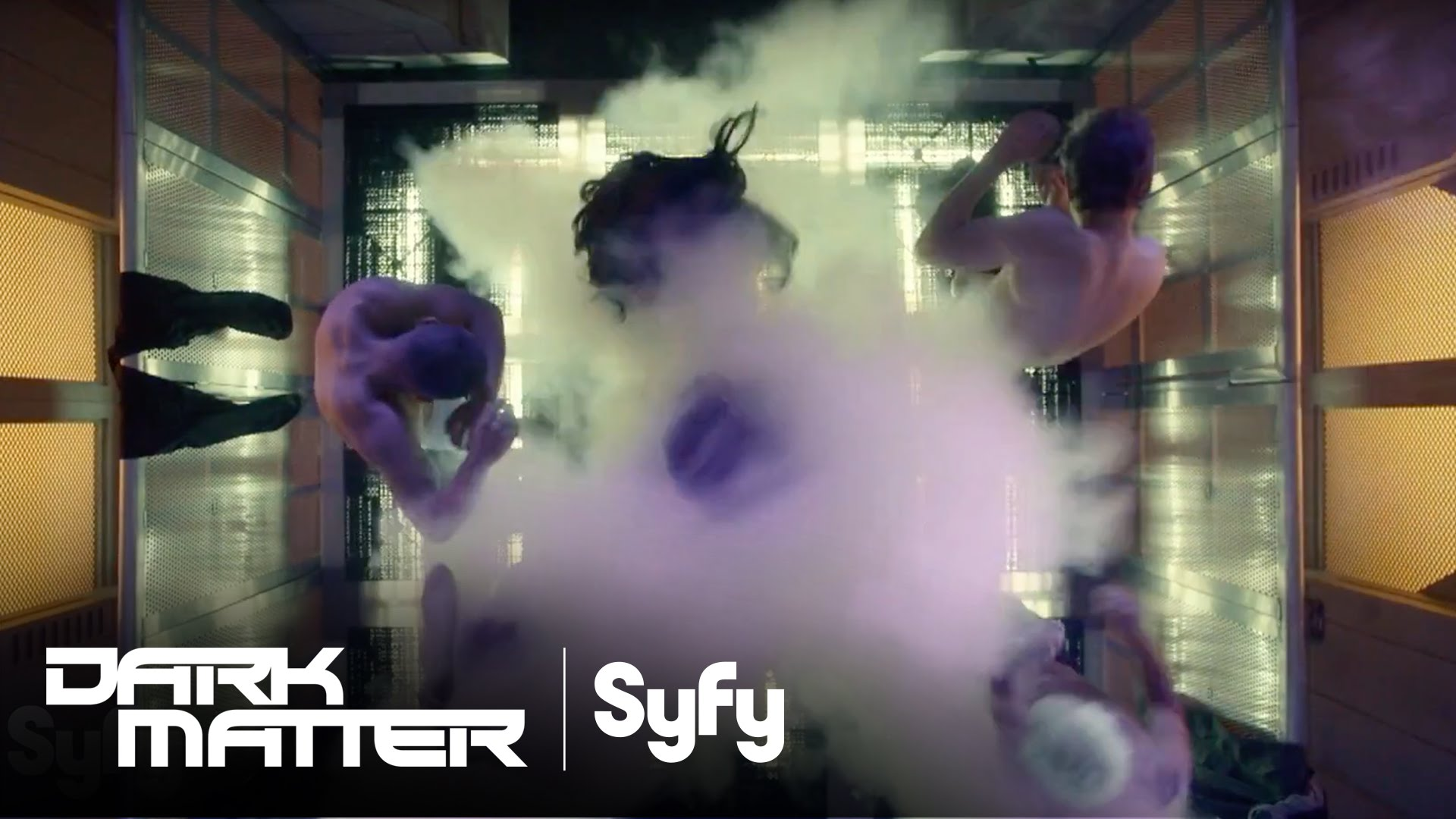 Syfy's series DARK MATTER Returns to San Diego Comic-Con this year with Panel and Signings!