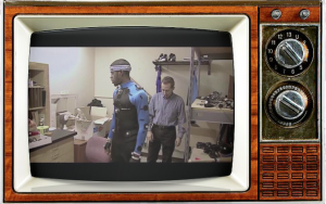 SMC Glen McIntosh ILM Ahmad Best as Jar Jar Binks motion capture