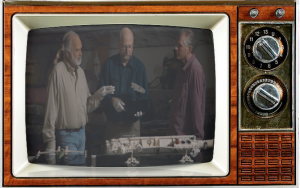 SMC Glen McIntosh ILM Models Lorne Peterson Steve Gawley Tantive Ship Discoveries from Inside Models and Miniatures Phantom Menace Extras