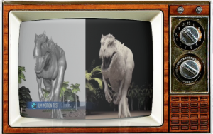 SMC Glen McIntosh ILM Motion Test Jurassic world 2
