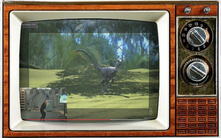 SMC Glen McIntosh ILM as Dinosaur Jurassic World