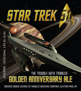 """SHMALTZ BREWING """"Hops"""" onto the SDCC 2016 Scene with Two 50th Anniversary STAR TREK Beer Releases"""