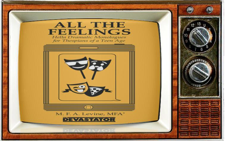 SMC TV SDCC Alternate Show 2016 Devastator Press All The Feelings