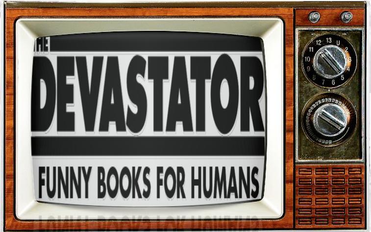 SMC TV SDCC Alternate Show 2016 Devastator Press Logo