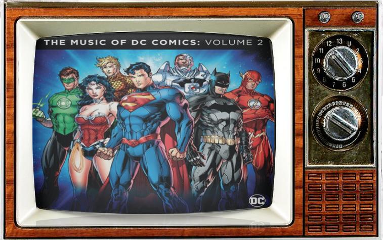 SMC TV SDCC Alternate Show 2016 Music Of DC