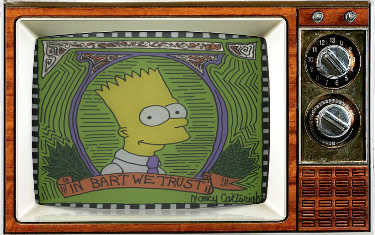 SMC TV SDCC Alternate Show 2016 Nancy Cartright Bart Simpson