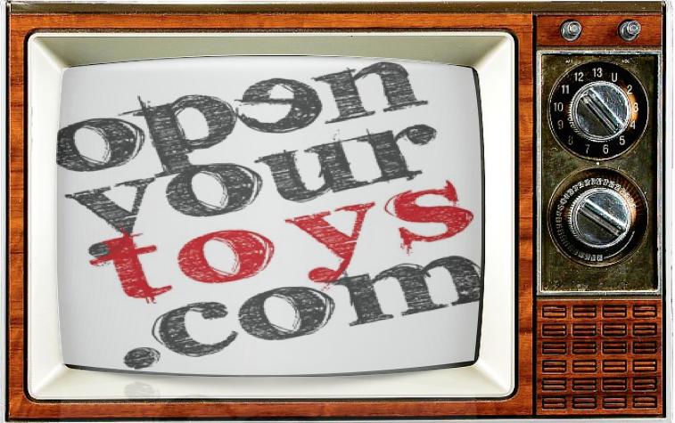 SMC TV SDCC Alternate Show 2016 Open Your Toys Logo