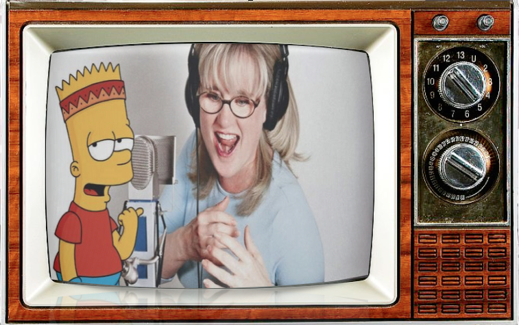 Saturday Morning Cereal Episode 46: THE SIMPSONS ARE FOREVER with the Voice of Bart Simpson NANCY CARTWRIGHT