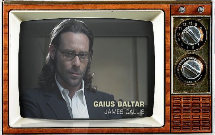 Saturday Morning Cereal Episode 52: The Inauguration of Gaius Frakkin' Baltar with James Callis Battlestar Galactica