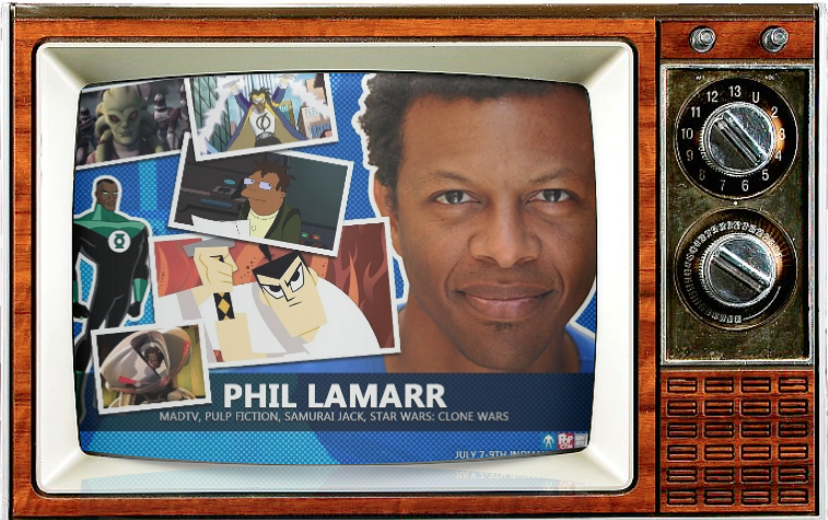 Saturday Morning Cereal Episode 54: That One Guy Phil LaMarr & Creator Genndy Tartakovsky Talk Samurai Jack is Back!