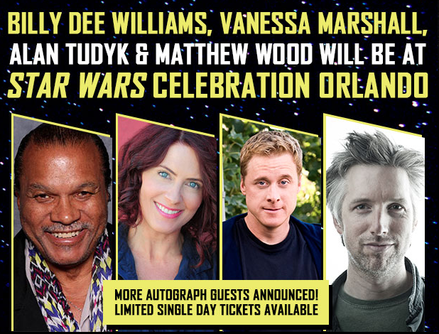 This Deal is Getting BETTER All the Time! Billy Dee Williams & More Join the Celebration Orlando!