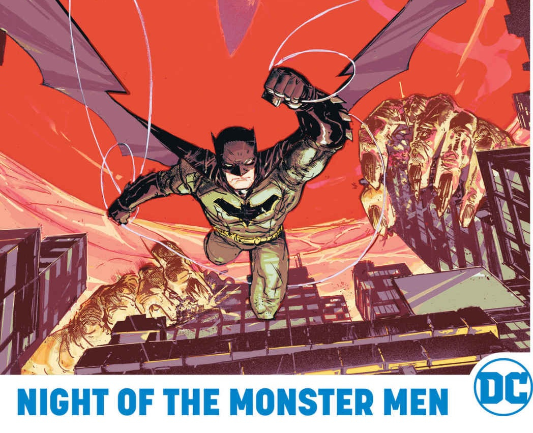 Batman: Night of the Monster Men