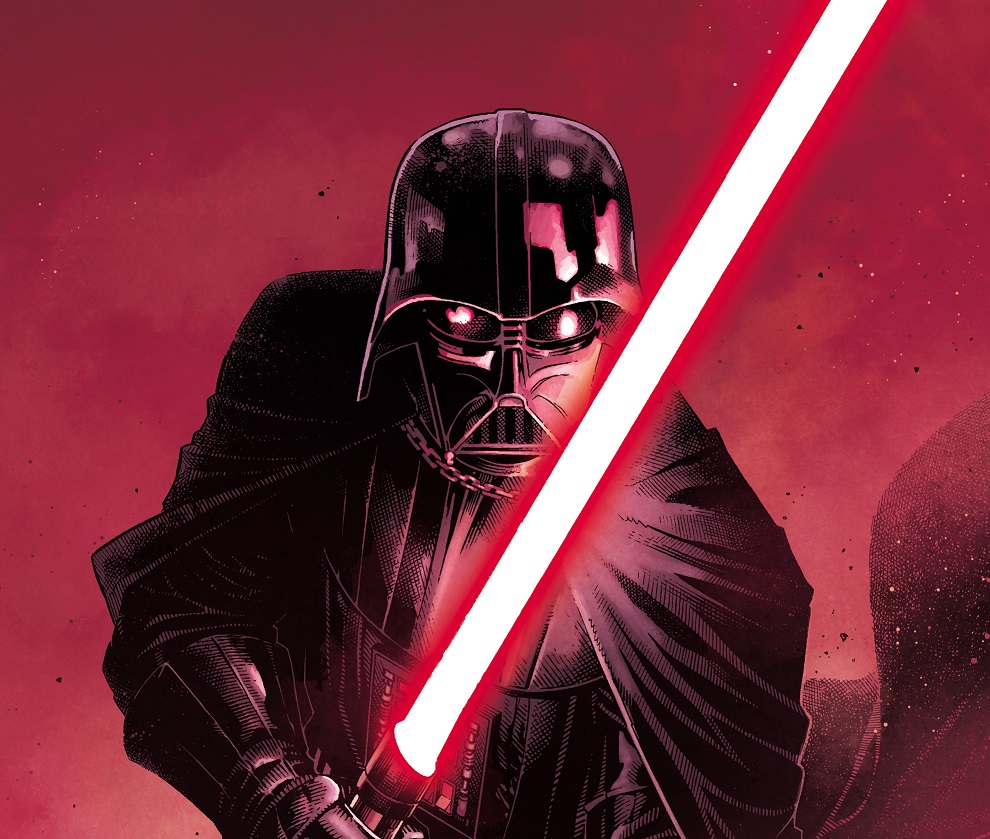 Witness The Rise Of A Dark Lord In DARTH VADER #1